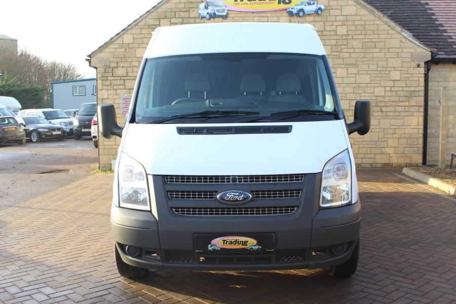 FORD TRANSIT 350 TDCI LWB MEDIUM ROOF FWD - 5090 - 6