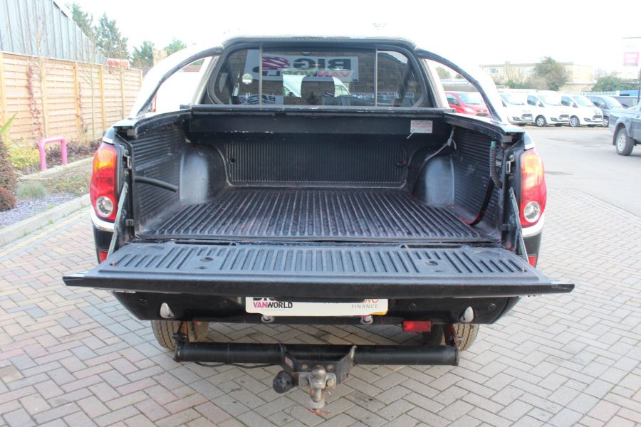 MITSUBISHI L200 ANIMAL DI-D LWB DOUBLE CAB WITH ROLL'N'LOCK TOP - 7085 - 21