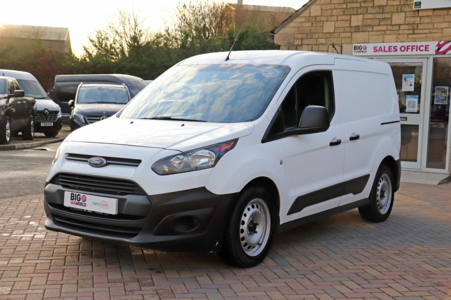 FORD TRANSIT CONNECT 220 TDCI 75 L1H1 DOUBLE CAB 5 SEAT CREW VAN SWB LOW ROOF - 11536 - 12