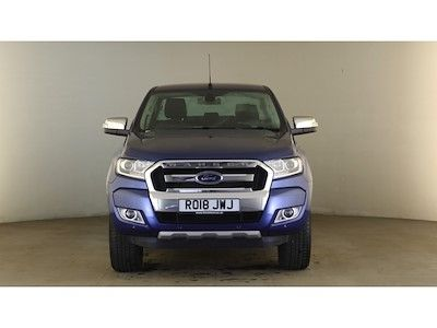 FORD RANGER TDCI 200 LIMITED 4X4 DOUBLE CAB WITH MOUNTAIN TOP - 12541 - 9
