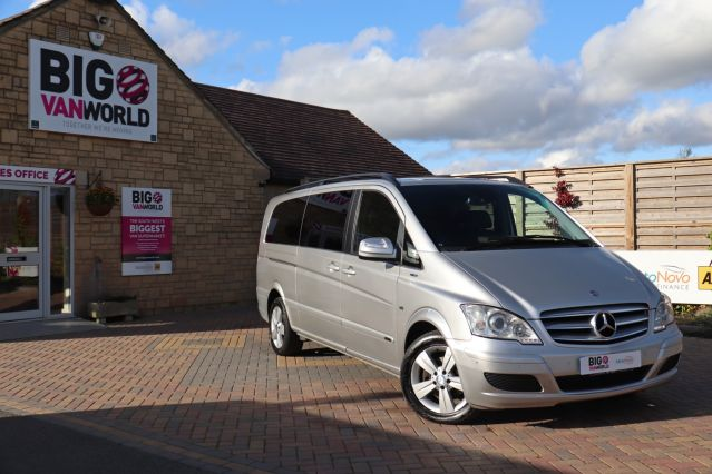 Used MERCEDES VIANO in Used Cars Swindon for sale