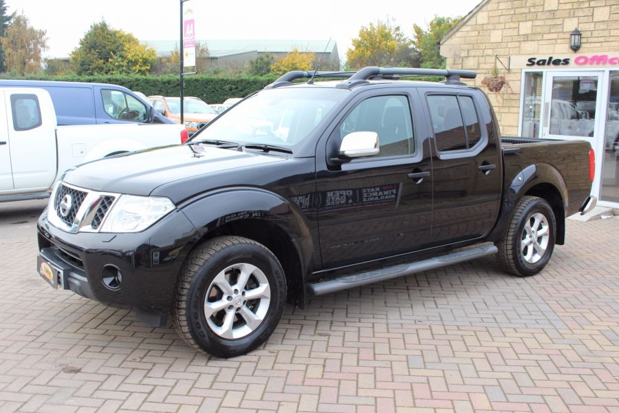 NISSAN NAVARA DCI TEKNA CONNECT 4X4 DOUBLE CAB - 5202 - 7