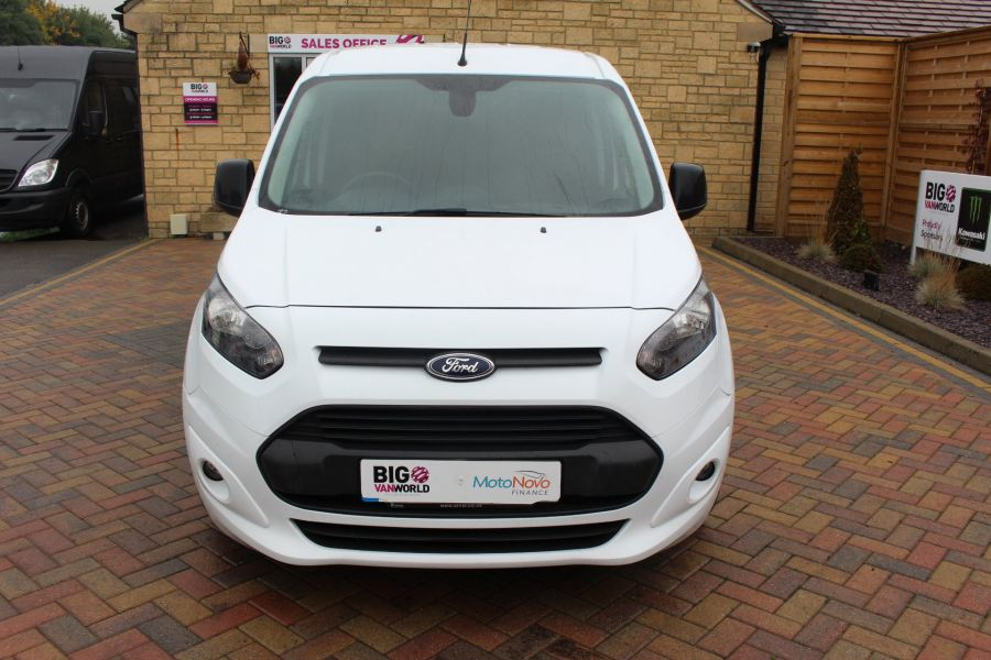 FORD TRANSIT CONNECT 240 TDCI 115 L2 H1 TREND LWB LOW ROOF - 6701 - 9