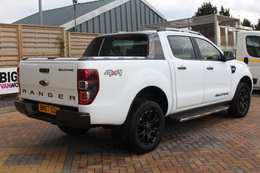 FORD RANGER WILDTRAK TDCI 200 4X4 DOUBLE CAB WITH ROLL'N'LOCK TOP - 9156 - 5