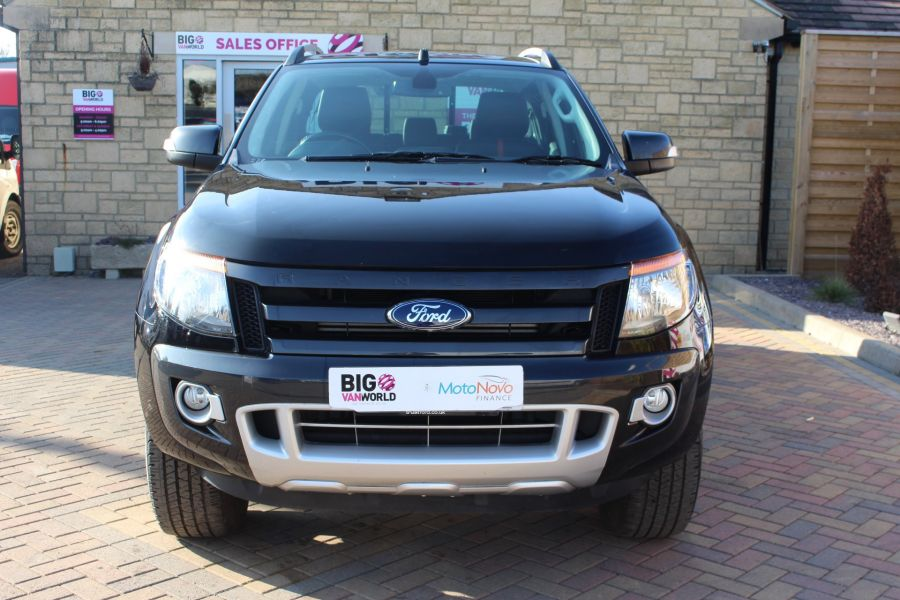 FORD RANGER WILDTRAK 4X4 TDCI 197 DOUBLE CAB - 7304 - 9