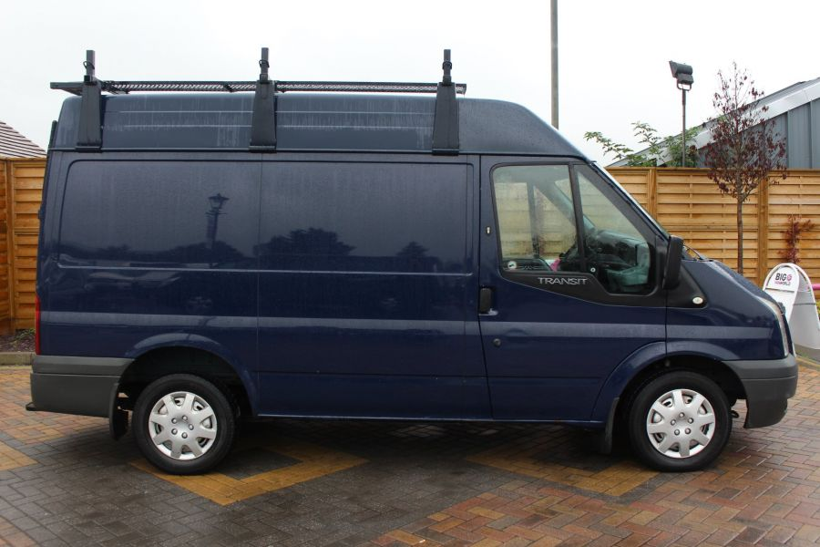 FORD TRANSIT 260 TDCI 80 SWB MEDIUM ROOF - 6950 - 4