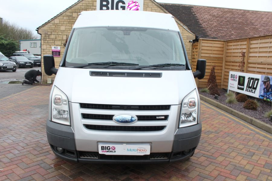FORD TRANSIT 280 TDCI 110 LWB SEMI HIGH ROOF - 7121 - 9