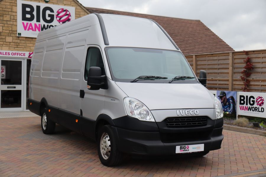 IVECO DAILY 35S15V 3950WB LWB HIGH ROOF - 9713 - 3