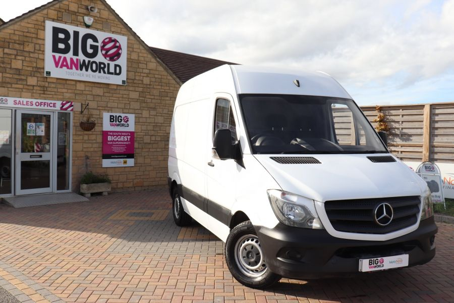 MERCEDES SPRINTER 313 CDI 129 SWB HIGH ROOF - 10968 - 1