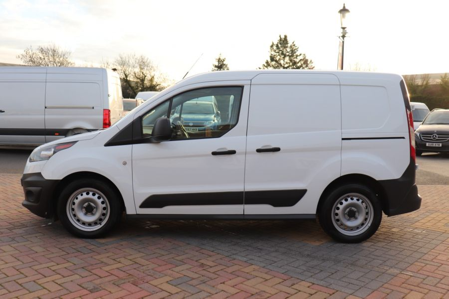 FORD TRANSIT CONNECT 220 TDCI 75 L1H1 DOUBLE CAB 5 SEAT CREW VAN SWB LOW ROOF - 11536 - 11