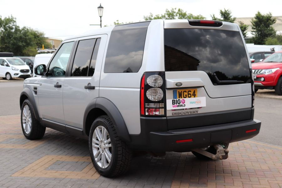 LAND ROVER DISCOVERY SDV6 255 COMMERCIAL XS - 9523 - 7