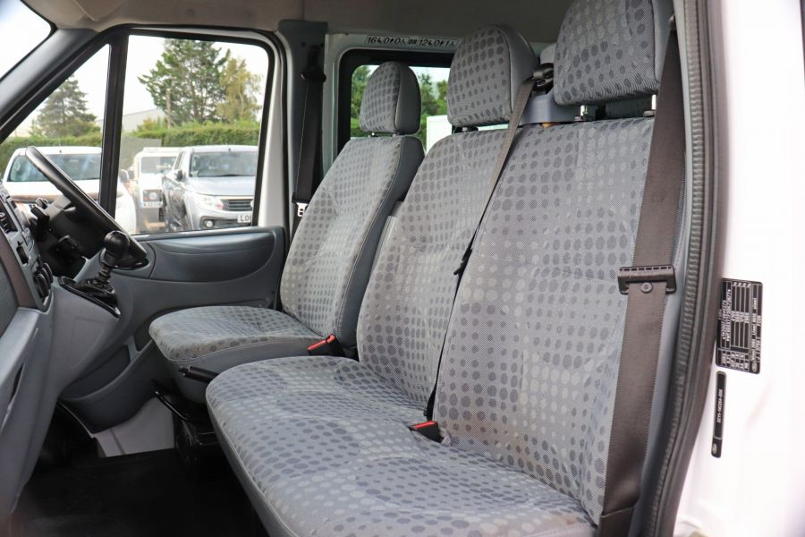 FORD TRANSIT 430 TDCI 135 EL LWB 17 SEAT BUS WITH WHEELCHAIR ACCESS HIGH ROOF DRW RWD - 9665 - 28