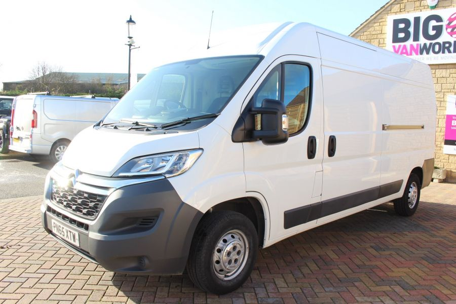 CITROEN RELAY 35 HDI 130 L3 H2 ENTERPRISE LWB MEDIUM ROOF - 8570 - 7