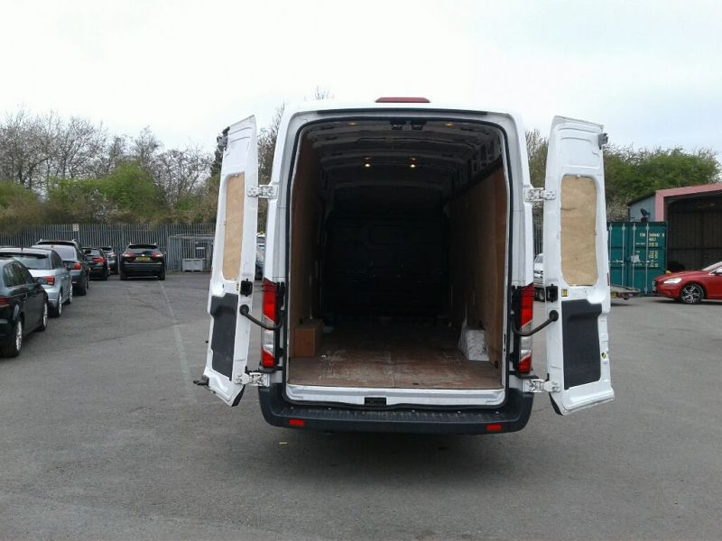FORD TRANSIT 350 TDCI 155 L4 H3 JUMBO HIGH ROOF RWD - 9316 - 4