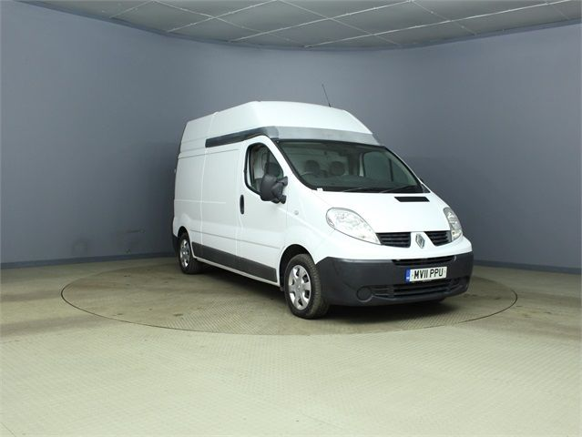 RENAULT TRAFIC LH29 DCI 115 LWB HIGH ROOF - 7435 - 1