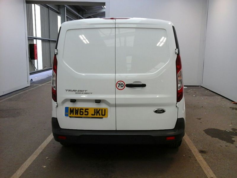 FORD TRANSIT CONNECT 240 TDCI 95 L2H1 TREND LWB LOW ROOF - 9741 - 3