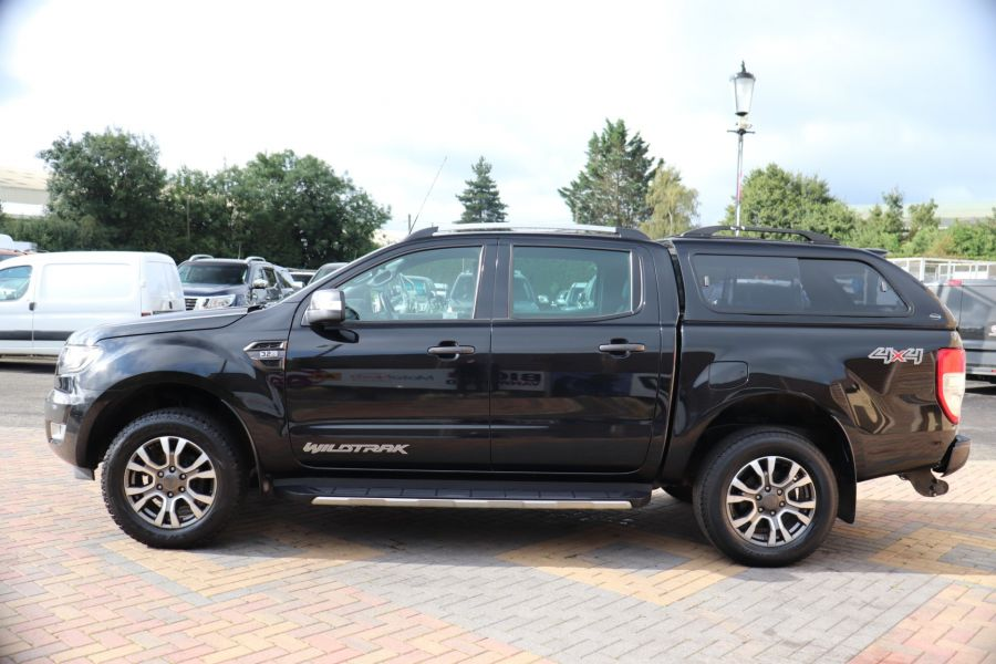 FORD RANGER WILDTRAK TDCI 200 4X4 DOUBLE CAB WITH TRUCKMAN TOP - 9555 - 8