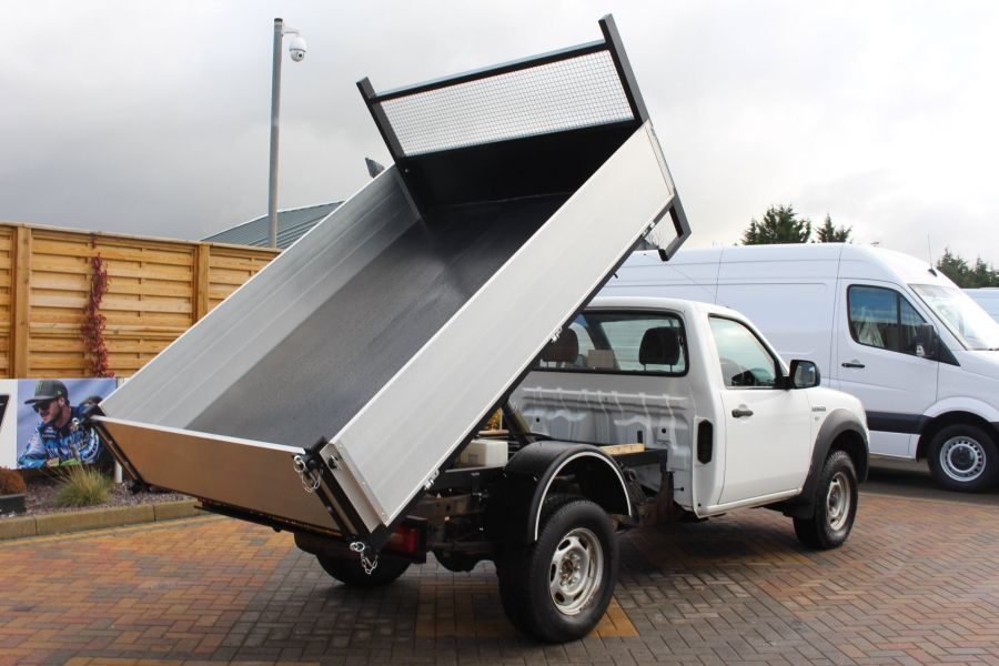 FORD RANGER 4X4 TDCI REGULAR CAB ALLOY TIPPER - 7054 - 5