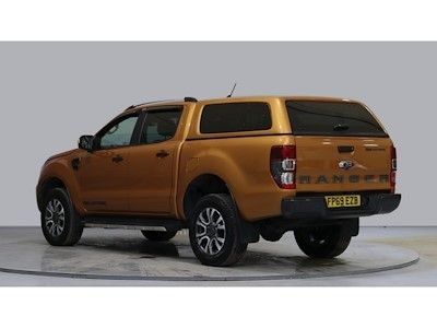 FORD RANGER WILDTRAK 2.0 ECOBLUE 213 4X4 DOUBLE CAB WITH TRUCKMAN TOP - 11613 - 6