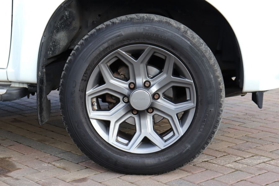 ISUZU D-MAX TD 164 TWIN TURBO BLADE DOUBLE CAB WITH ROLL'N'LOCK TOP  (14049) - 12327 - 51