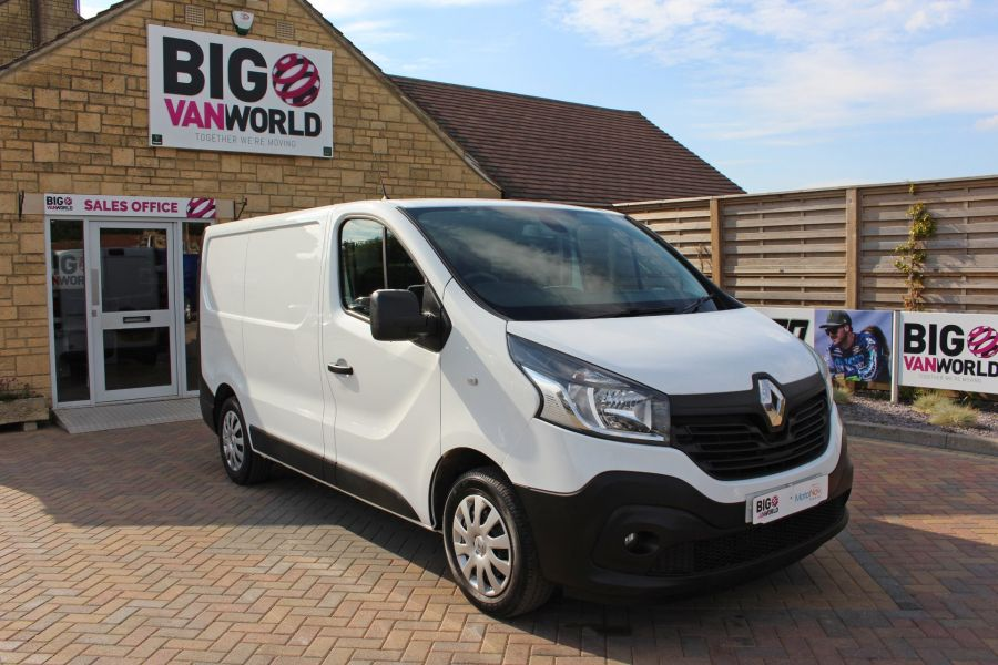 RENAULT TRAFIC SL27 DCI 120 BUSINESS ENERGY SWB LOW ROOF - 8861 - 2