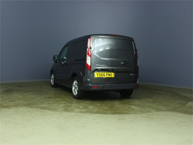 FORD TRANSIT CONNECT 200 TDCI 120 L1 H1 LIMITED SWB LOW ROOF - 7514 - 4