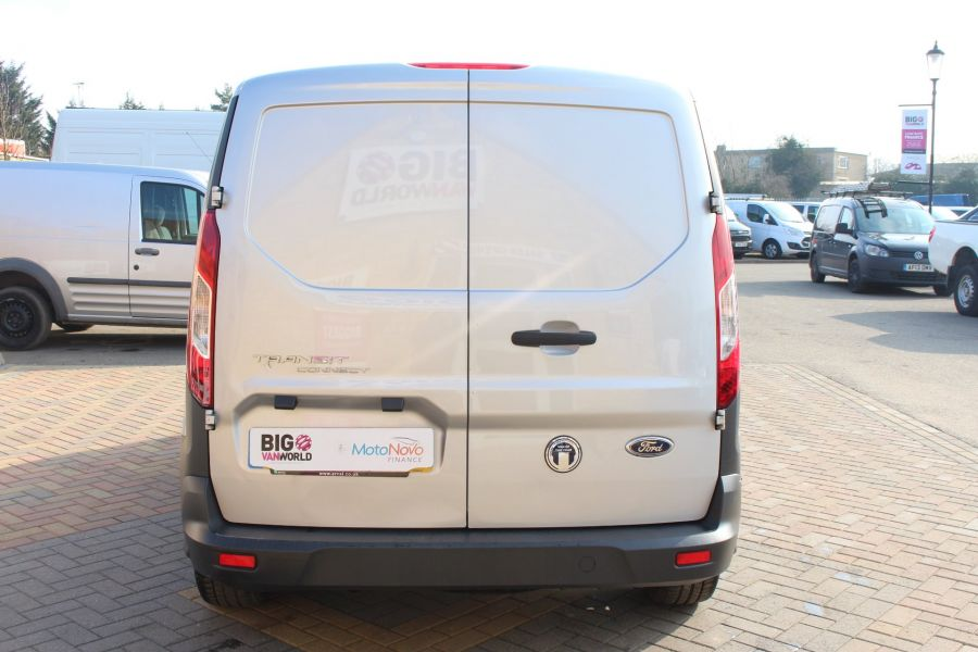 FORD TRANSIT CONNECT 200 TDCI 75 L1 H1 SWB LOW ROOF - 7328 - 6