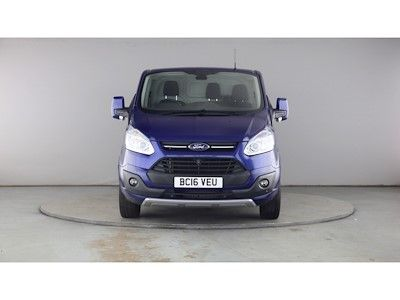 FORD TRANSIT CUSTOM 270 TDCI 125 L1H1 LIMITED SWB LOW ROOF - 11459 - 9