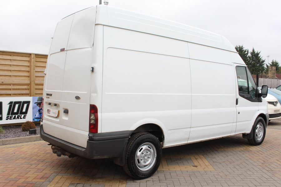 FORD TRANSIT 350 TDCI LWB HIGH ROOF - 5996 - 5