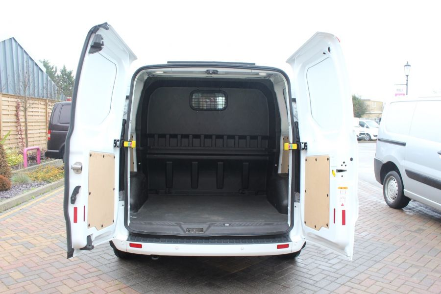 FORD TRANSIT CUSTOM 290 TDCI 155 L1 H1 LIMITED DOUBLE CAB 6 SEAT CREW VAN SWB LOW ROOF FWD - 6940 - 24