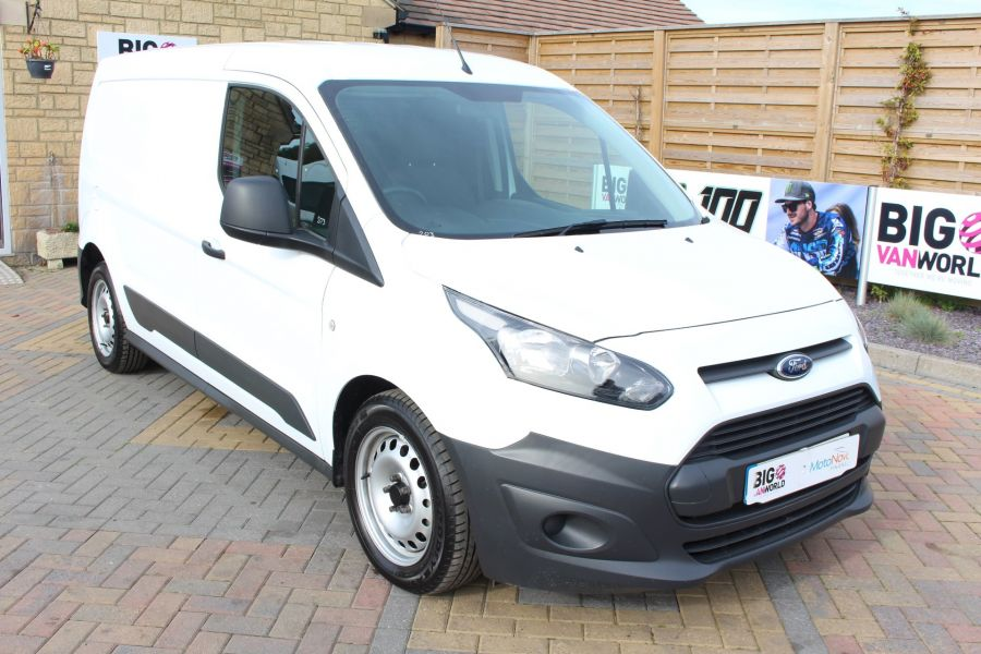 FORD TRANSIT CONNECT 210 TDCI 95 L2 H1 LWB LOW ROOF - 8421 - 1