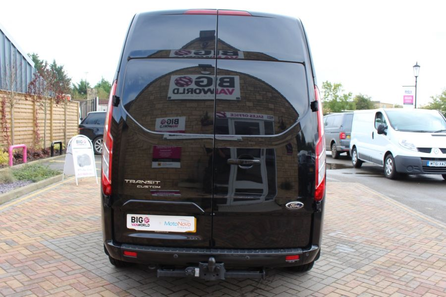 FORD TRANSIT CUSTOM 290 TDCI 155 L2 H2 LIMITED LWB HIGH ROOF FWD - 6755 - 6