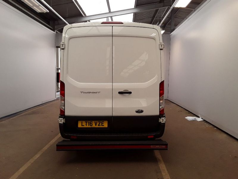 FORD TRANSIT 310 TDCI 100 L3H2 LWB MEDIUM ROOF FWD - 11345 - 4