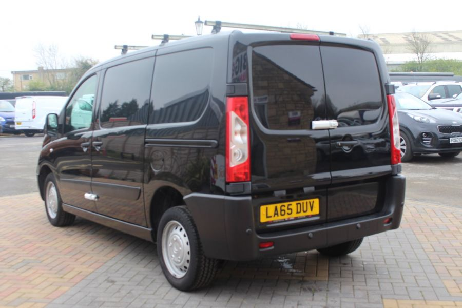 CITROEN DISPATCH 1000 HDI 90 L1 H1 ENTERPRISE SWB LOW ROOF - 9169 - 7