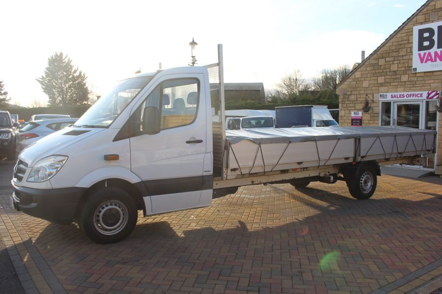 MERCEDES SPRINTER 313 CDI EF XLWB 20FT ALLOY DROPSIDE - 7008 - 8