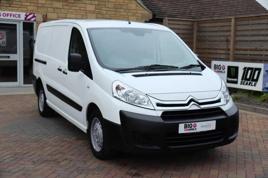 CITROEN DISPATCH 1200 HDI 125 L2H1 ENTERPRISE LWB LOW ROOF - 12020 - 4