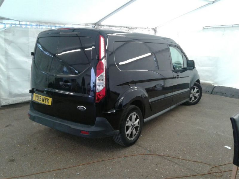 FORD TRANSIT CONNECT 240 TDCI 115 L2H1 LIMITED LWB LOW ROOF - 9977 - 2