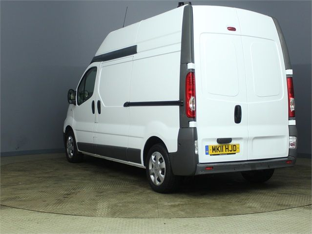 RENAULT TRAFIC LH29 DCI 115 LWB HIGH ROOF - 7202 - 4