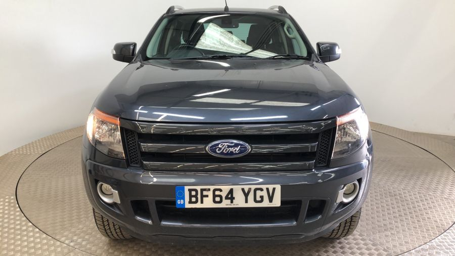 FORD RANGER WILDTRAK TDCI 200 4X4 DOUBLE CAB WITH ROLL'N'LOCK TOP - 11117 - 3
