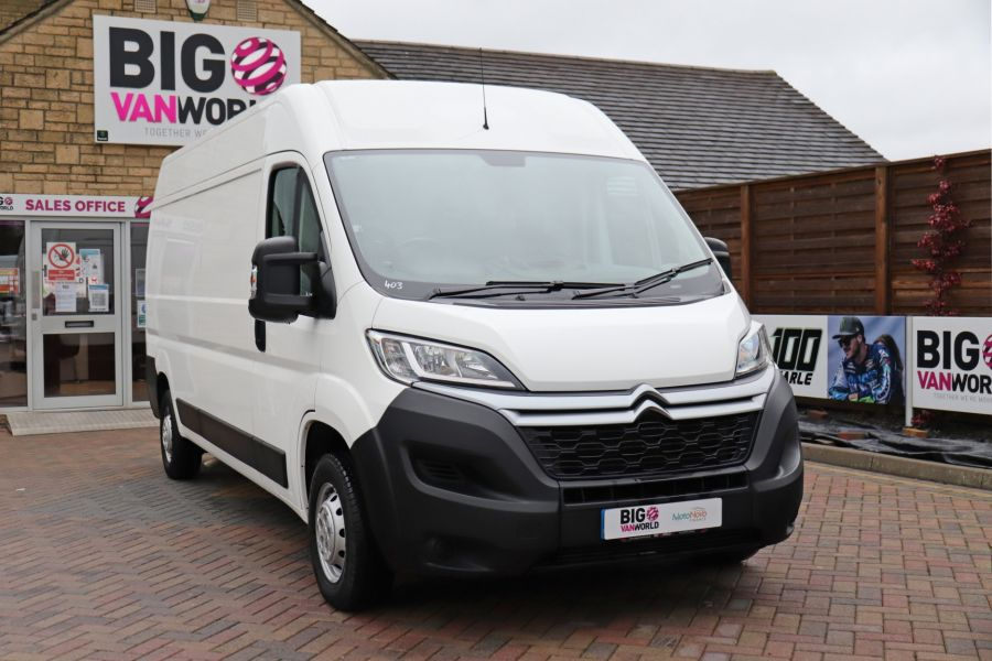 CITROEN RELAY 35 BLUEHDI 130 L3H2 ENTERPRISE LWB MEDIUM ROOF - 12192 - 6