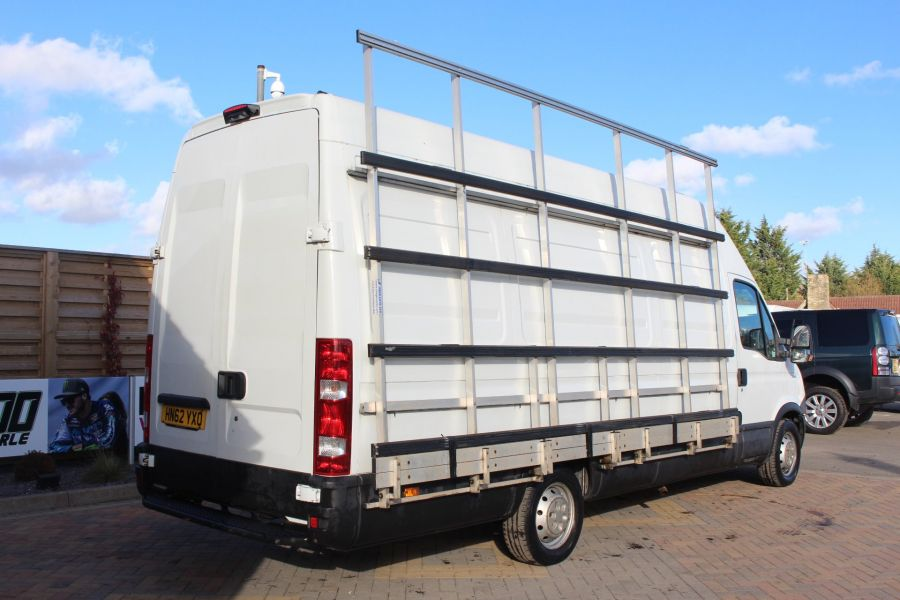 IVECO DAILY 35S13 3950 WB LWB EXTRA HIGH ROOF - 7383 - 4