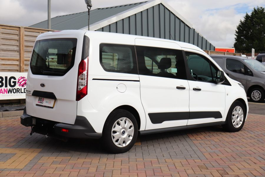 FORD GRAND TOURNEO CONNECT TDCI 95 COMBI VAN WITH WHEELCHAIR ACCESS - 11545 - 6