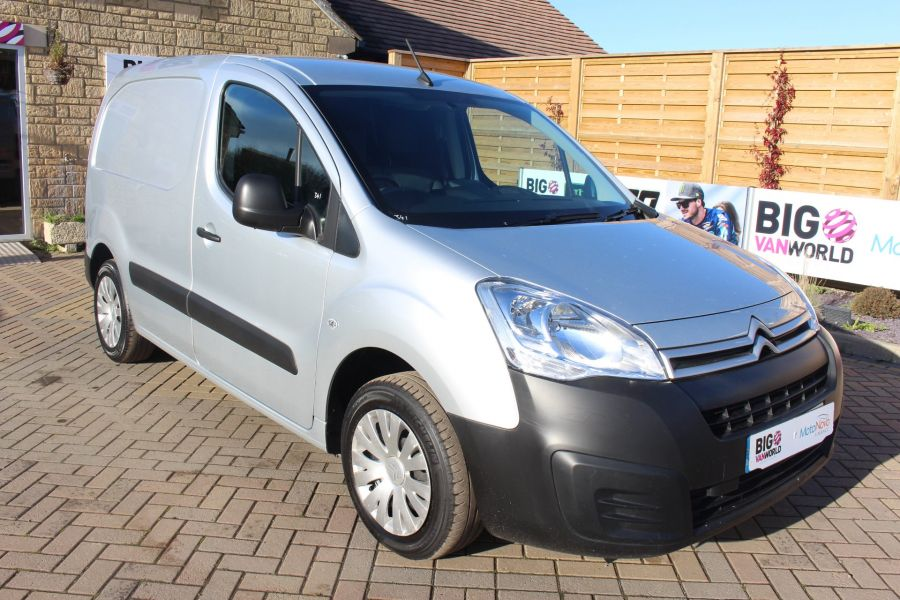 CITROEN BERLINGO 625 BLUE HDI 75 L1 H1 ENTERPRISE SWB LOW ROOF - 6994 - 3