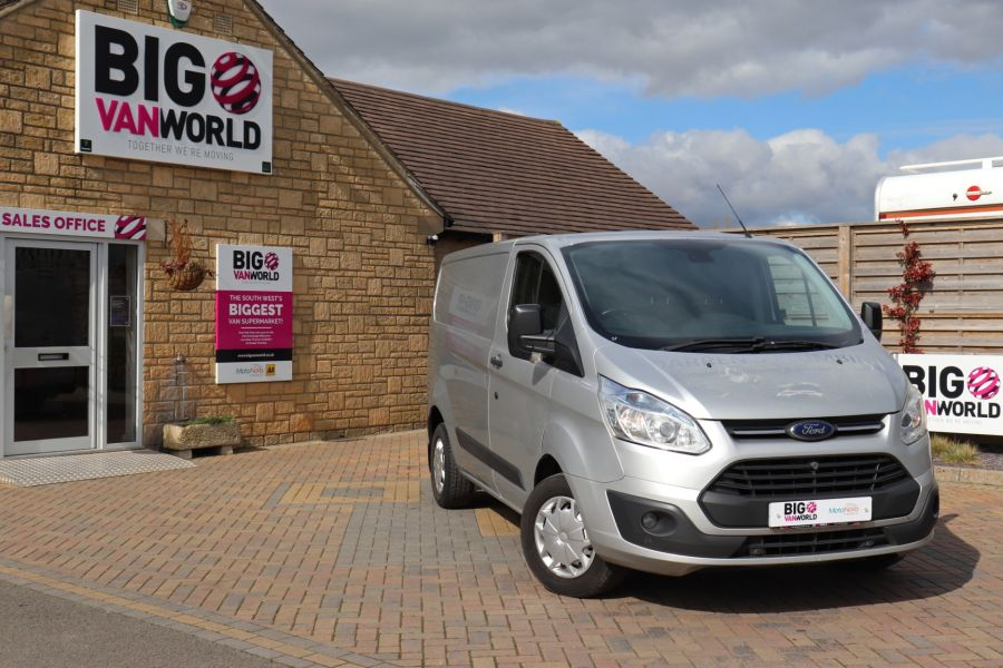 FORD TRANSIT CUSTOM 270 TDCI 125 L1H1 TREND SWB LOW ROOF - 10621 - 1