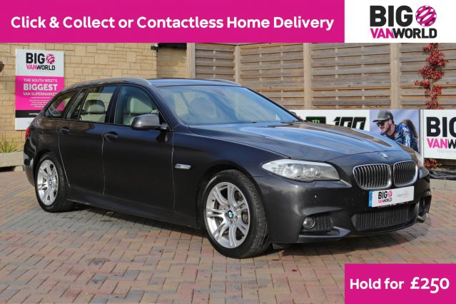 Used BMW 5 SERIES in Used Cars Swindon for sale