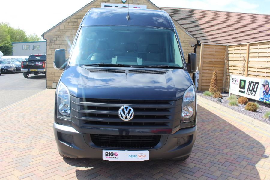 VOLKSWAGEN CRAFTER CR35 TDI 136 LWB HIGH ROOF - 7197 - 9