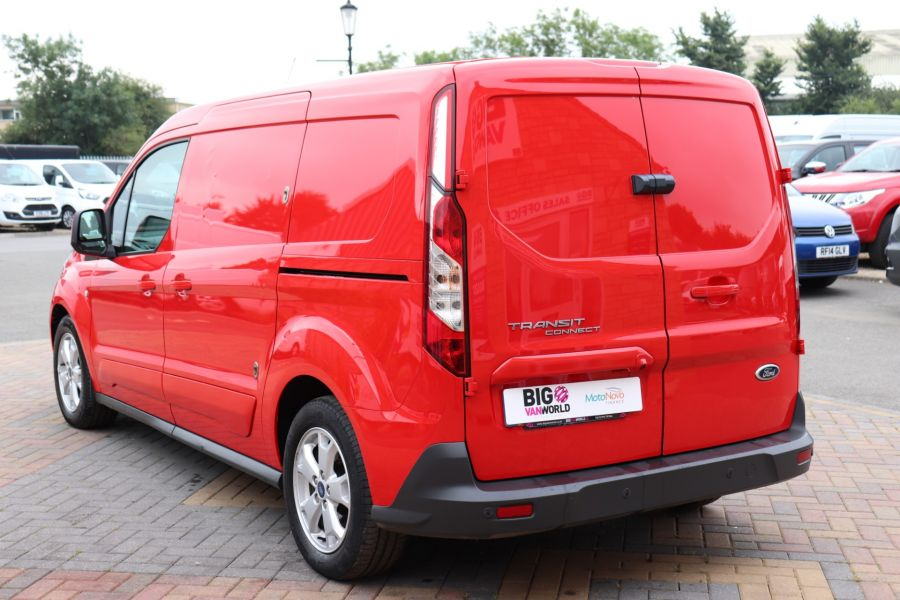 FORD TRANSIT CONNECT 240 TDCI 115 L2 H1 LIMITED LWB LOW ROOF - 9434 - 7