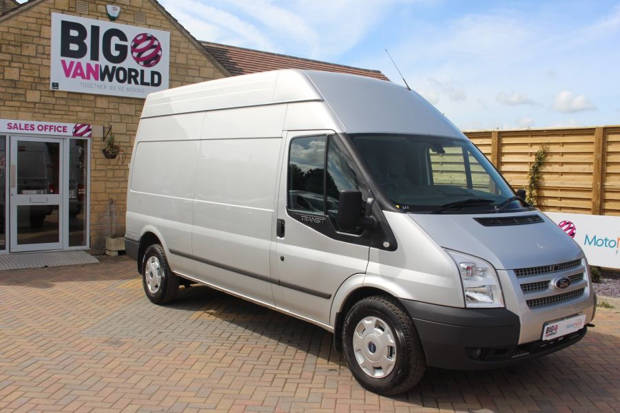 FORD TRANSIT 350 TDCI 140 TREND LWB HIGH ROOF FWD - 6215 - 2