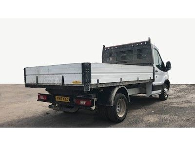 FORD TRANSIT 350 TDCI 130 L2 MWB SINGLE CAB 'ONE STOP' ALLOY TIPPER DRW RWD - 11162 - 3