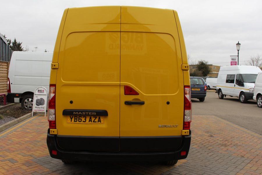 RENAULT MASTER LM35 DCI 125 LWB MEDIUM ROOF - 7494 - 6